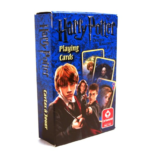 Preisvergleich Produktbild Harry Potter -Deathly Hallows 2 Playing Cards