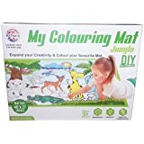 "My Colouring MAT- Jungle- 40"" X 27"""