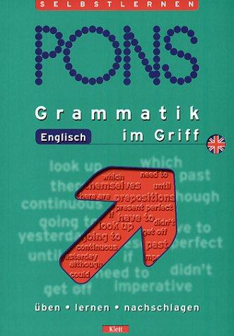 PONS Grammatik Englisch im Griff