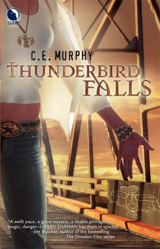 Thunderbird Falls (The Walker Papers, Book 2)