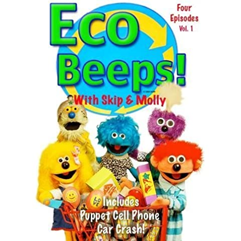 Eco Beeps With Skip & Molly Volume 1 by Cat Smith, Jamie Waterman, Anastasia Schuster, Olivia Schuster, Tim Giugni, Reese Ramirez, Tonya Marie, Cheryl Wagner