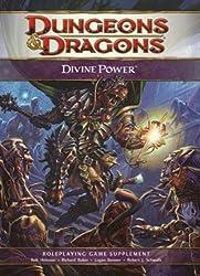 Divine Power: A 4th Edition D&D Supplement