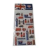 London Icons Aufkleber Set UK Souvenir. Souvenir/Speicher/MEMORIA. hohen Sammlerwert Aufkleber, jede London Icon. Fun, ausgefallene British UK Sammler Souvenir. Eine einzigartige und lehrreich Souvenir. Autocollants/Aufkleber/ADESIVI/PEGATINAS.
