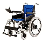 Dixi 8inch 22inch foldable electric wheelchair with PG controller