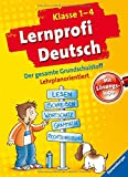 Lernprofi Deutsch (Klasse 1-4)