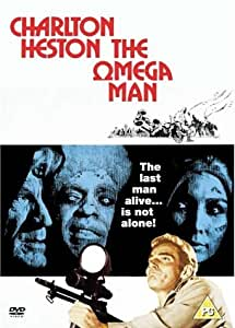 The Omega Man [Import anglais]