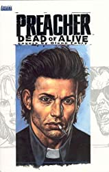 Preacher Dead Or Alive The Collected Covers SC (Preacher (DC Comics))