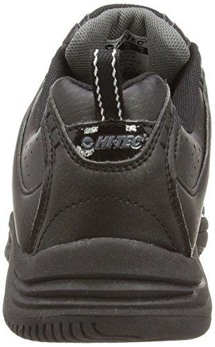 Hi-Tec Neon, Multisports outdoor Homme Noir (Black 021)