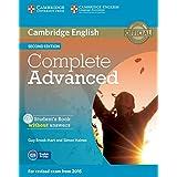 Complete advanced for schools. Student's book. Without answers. Con espansione online. Per le Scuole superiori. Con CD-ROM