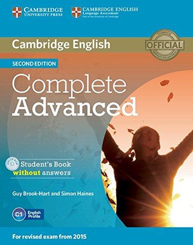 Complete advanced for schools. Student's book. Without answers. Per le Scuole superiori. Con CD-ROM. Con espansione online