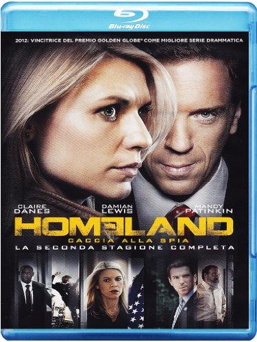 homeland2(br) [Italia] [Blu-ray]