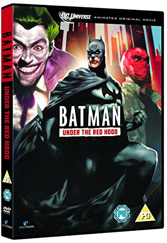 Bild von Batman - Under The Red Hood [UK Import]
