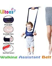 Liltoes Baby Safety Harness Walking Assistant Belt for Baby