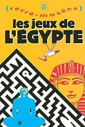 Les Jeux de l'Egypte (livre-jeu)