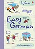 Easy German (Usborne Easy Languages) by Fiona Chandler (2012-12-01)
