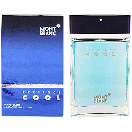 Montblanc Presence Cool Homme Eau de Toilette 50ml VAPO