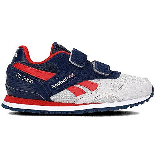 Reebok Jungen Bd2445 Trail Runnins Sneakers Blau NtsiVqyDre