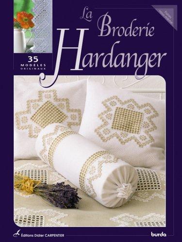 La broderie Hardanger par Burda