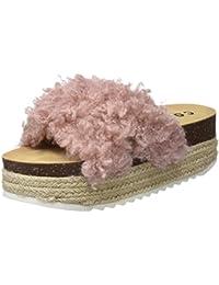 20c052308ba COOLWAY Women s Cata Platform Sandals