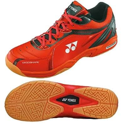 Yonex Shb Ex Badminton Shoes Red Black