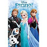 Frozen (Tm) Group Poster 22'X34'-