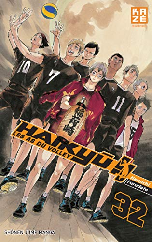 Haikyu!! Les AS du Volley Edition simple Tome 32