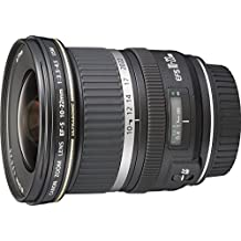 Canon EF-S 10-22 mm f/3.5-4.5 USM Lens (Certified Refurbished)