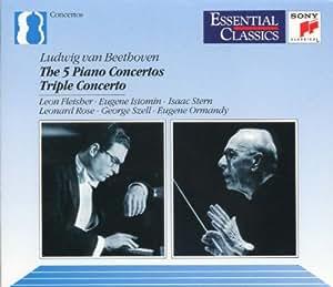 Klavierkonzerte 1-5 (Gesamtaufnahme)