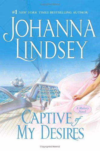 Captive of My Desires (Malory Novels (Hardcover))