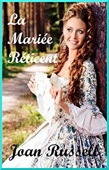 LA MARIÉE RETICENT: Victorienne Adulte Romance par [Russell, Joan]