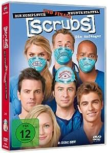 Scrubs: Die Anfänger - Die komplette und finale neunte Staffel [2 DVDs]