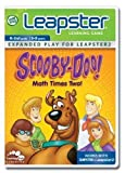 Stkertools(TM) Leapfrog Leapster Learning Game: Scooby - Doo, Math Times Two, New