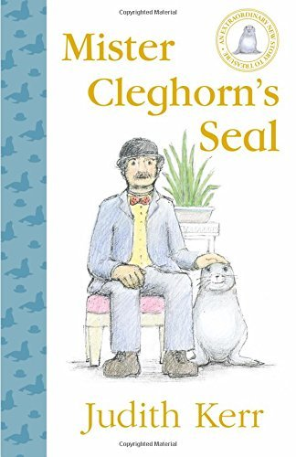 Mister Cleghorn's Seal (Collectors Slipcase) by Judith Kerr (2015-09-10)
