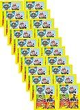 Paw Patrol Bereit zum Einsatz Sammelsticker 2019 - 20 Booster Tütchen 100 Sticker