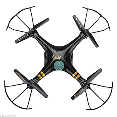 Great Gift For Kids ! Rc Drone Quadcopter With Hd Monitor Camera 2.4ghz Altitude Hold Rc Model Kit / Game Play Educational Creative Toddler Boys Girls Unique Special Birthday Gift Party Christmas XMAS Present Idea Construction Garage Outdoor Child Kiddie