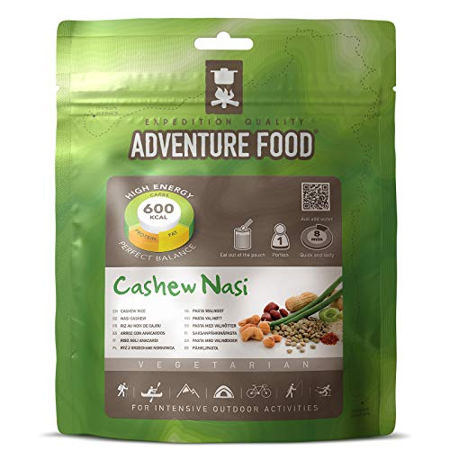 (Adventure Food Cashew Nasi 140 g)