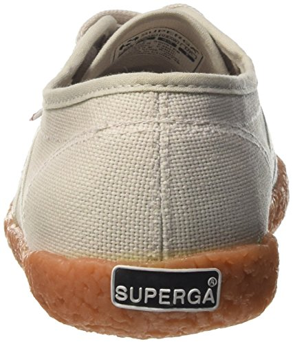 Superga 2750 Naked Cotu - Sneakers Basses Femme Gris (Grey Seashell)