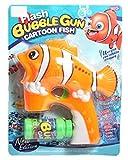 """PREMIUM Disney Seifenblasenpistole """"NEMO Fisch"""" - Spielpistole Seifenblasen Spiel Pistole für Kinder mit hohem Spaßfaktor"""