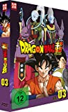 Dragonball Super - Box 3 - Episoden 28-46 [3 DVDs]