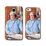 Happy Carpenter Schneiden Holz mit Bandsäge Handy Schutzhülle iPhone 6