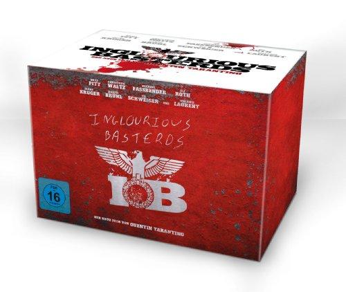 Bild von Inglourious Basterds Collector's Edition im Steelbook (exklusiv bei Amazon.de) [Blu-ray] [Limited Edition]