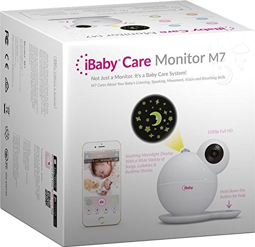 iBaby Care Monitor M7 review