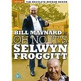 Oh No, It's Selwyn Froggitt! - Series 2 - Complete [DVD] [1974] by Megs Jenkins
