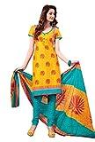 PADMiNi Ethnicwear Women's Dress Materia...