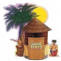 Tiki Hut tropicale a nido d