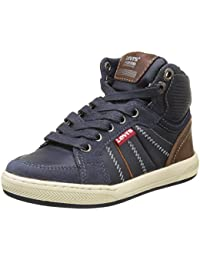 Levi's Jungen Club Mid Hohe Sneaker