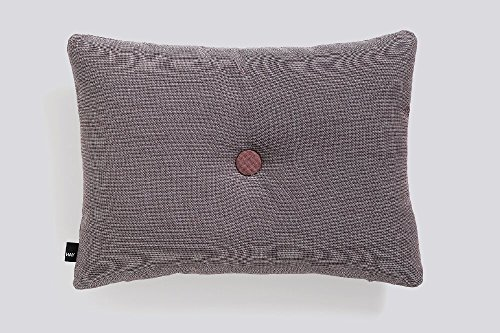 HAY - Dot Cushion - Surface - 670 - greyish burgundy