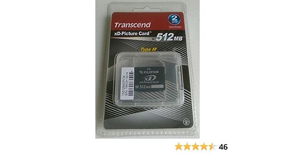 Fujifilm Xd Picture Card Xd 512 Mb Speicherkarte Computer Zubehör