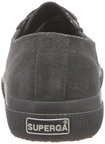 Superga 2750 Sueu, Baskets mode mixte adulte Gris (Greystone F28)