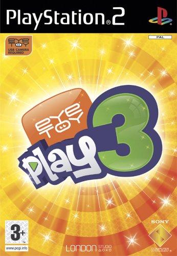 EyeToy Play 3 (PS2) [Edizione Regno Unito]